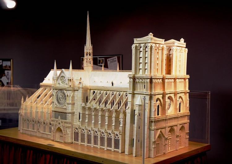 Museums in Midwest US: Matchsticks Marvels