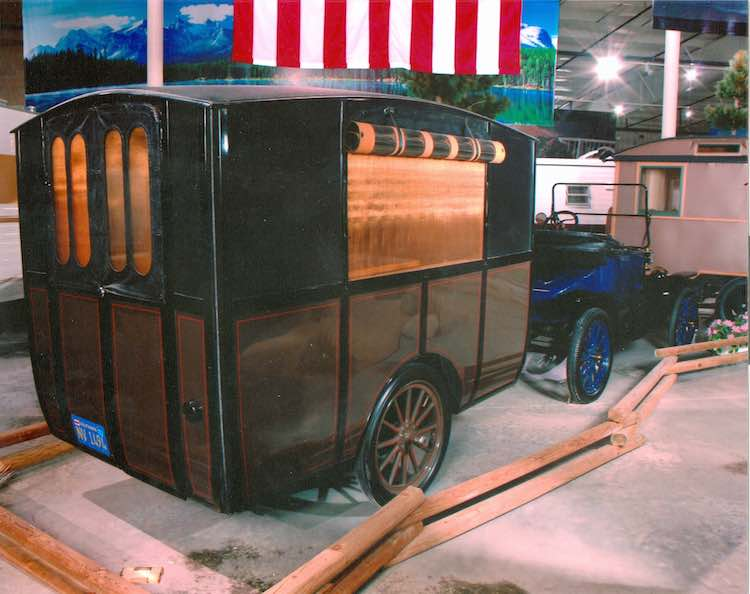 Museums in Midwest US: RV Hall of Fame in Elkhart, Indiana