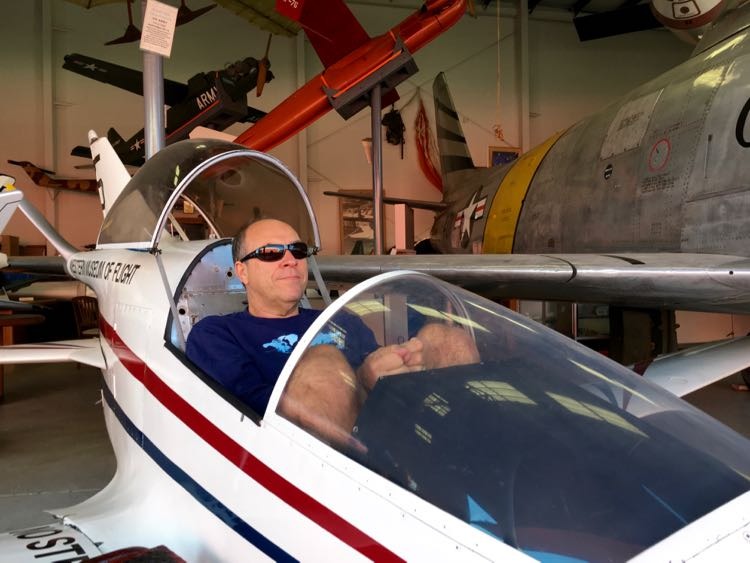 Western Museum of Flight in Torrance is fun for all ages