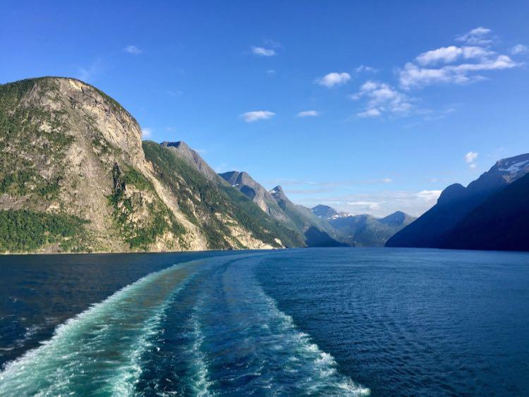 Viking Cruises Into the Midnight Sun journey