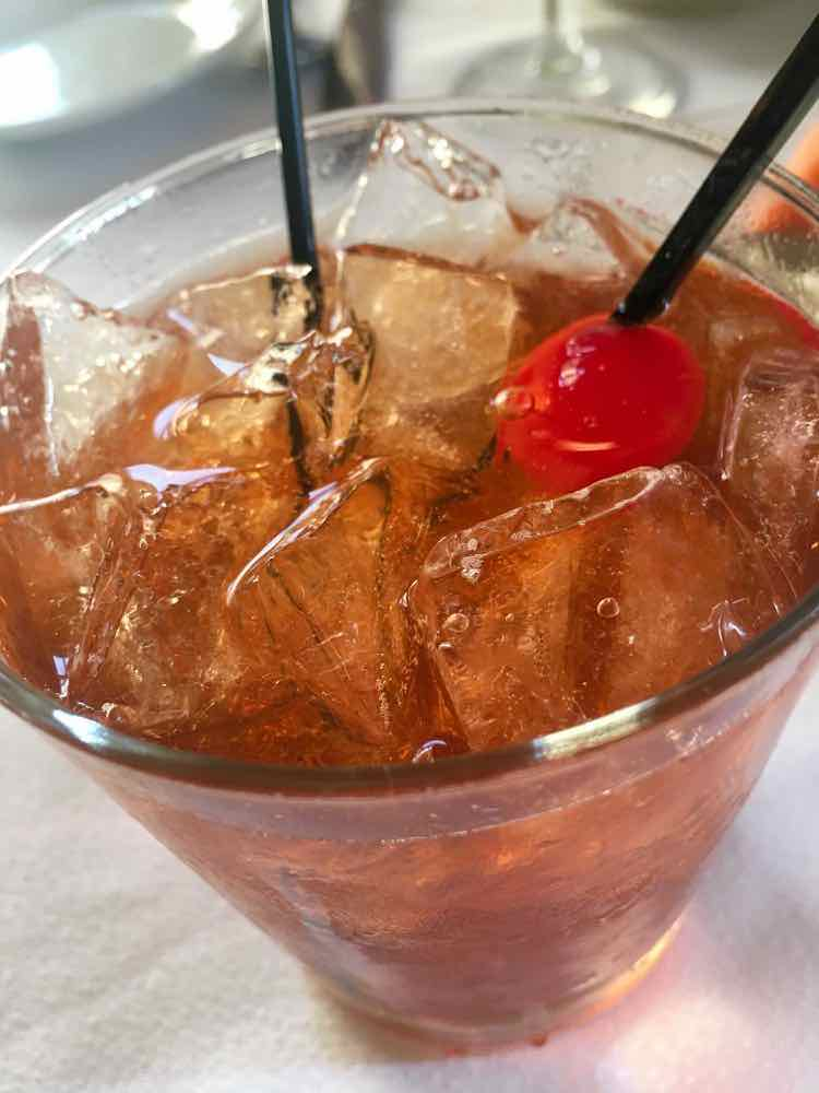 Wisconsin Old Fashioned at 615 Club in Beloit