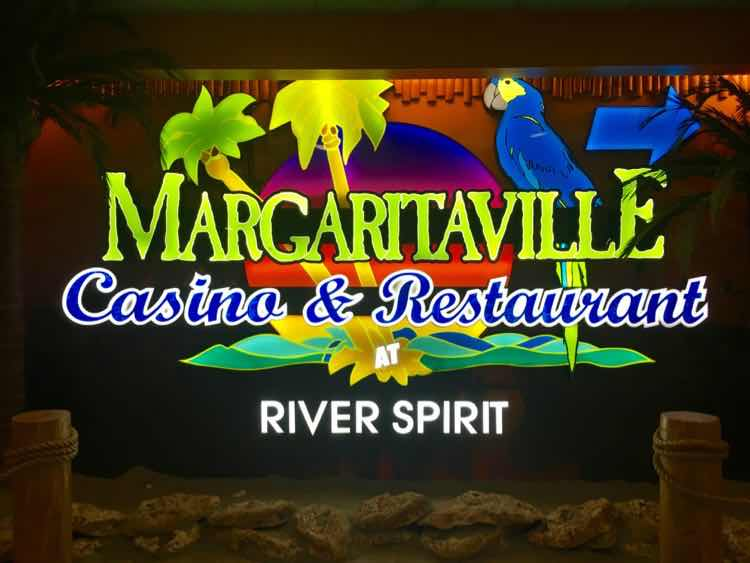 Margaritaville Casino and Restaurant Tulsa at River Spirit Casino Resort
