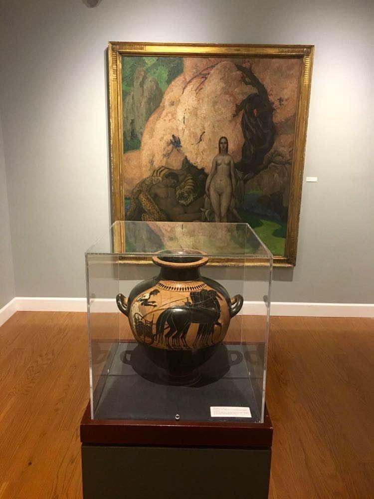 Wright Museum of Art, Beloit College Wisconsin