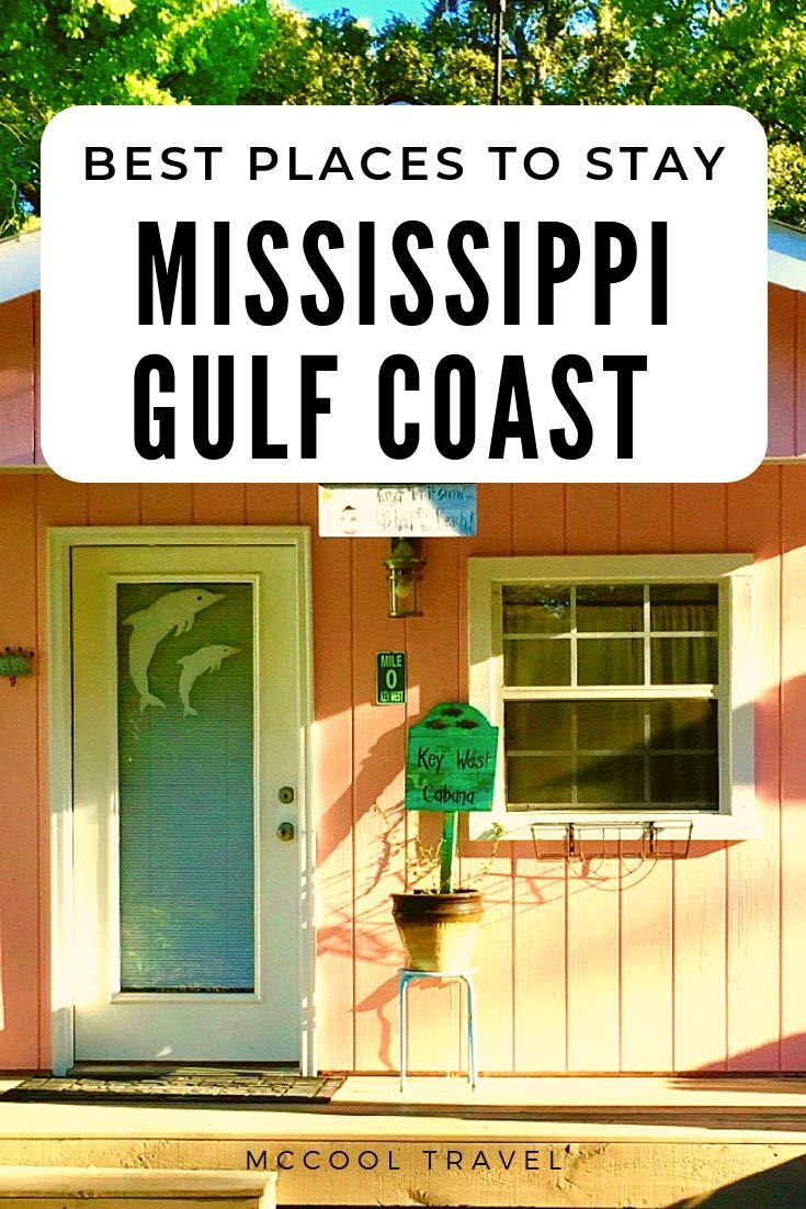From cute boutique properties to casino resorts, Mississippi Gulf Coast hotels offer a wide range of options to appeal to every Coastal Mississippi visitor.
