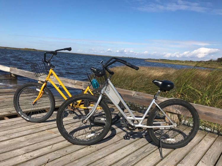 outer banks bike rentals duck nc