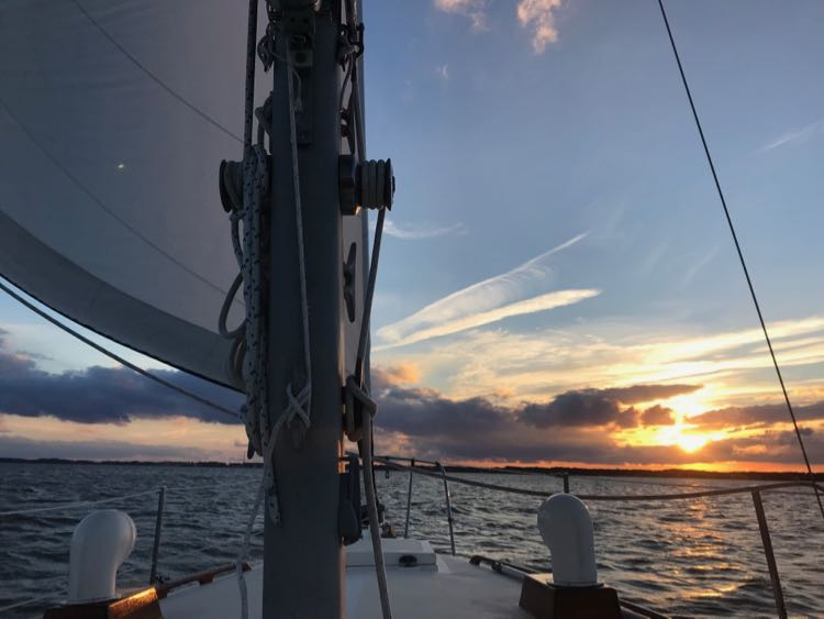 Sail the Outer Banks sunset charter