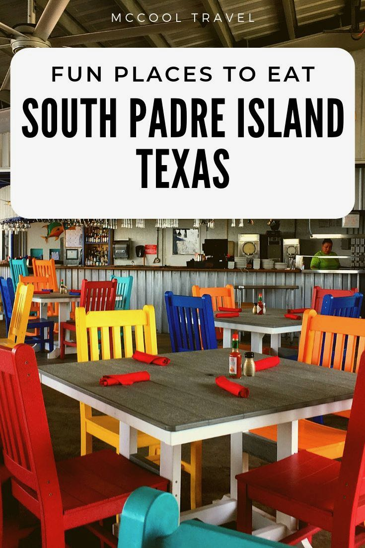 South Padre Island Restaurants Fun Places To Eat In Spi