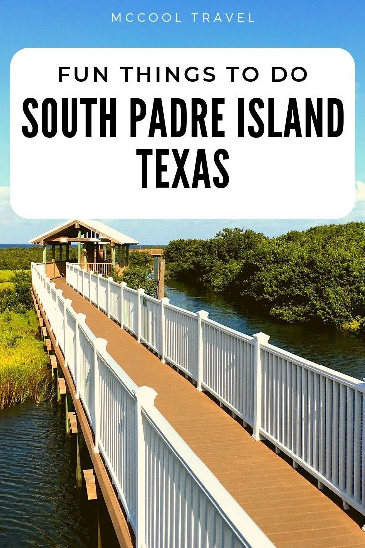 While the beach, bars, glorious weather, and fishing are major South Padre draws, this article provides a look at many cool, happy, and fun things to do in South Padre Island, the only tropical island in Texas.