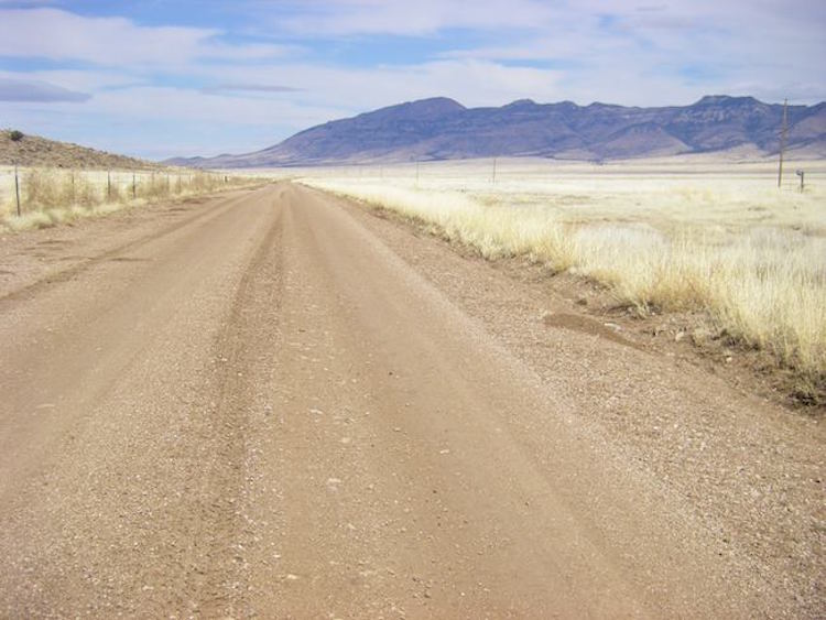 County Road 002 in New Mexico, Loneliest Road in America
