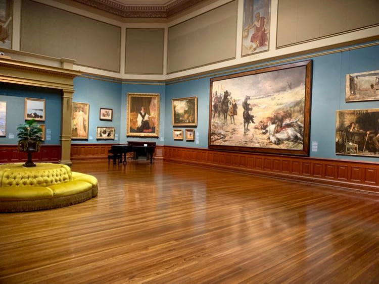 Telfair Academy Art Museum Savannah