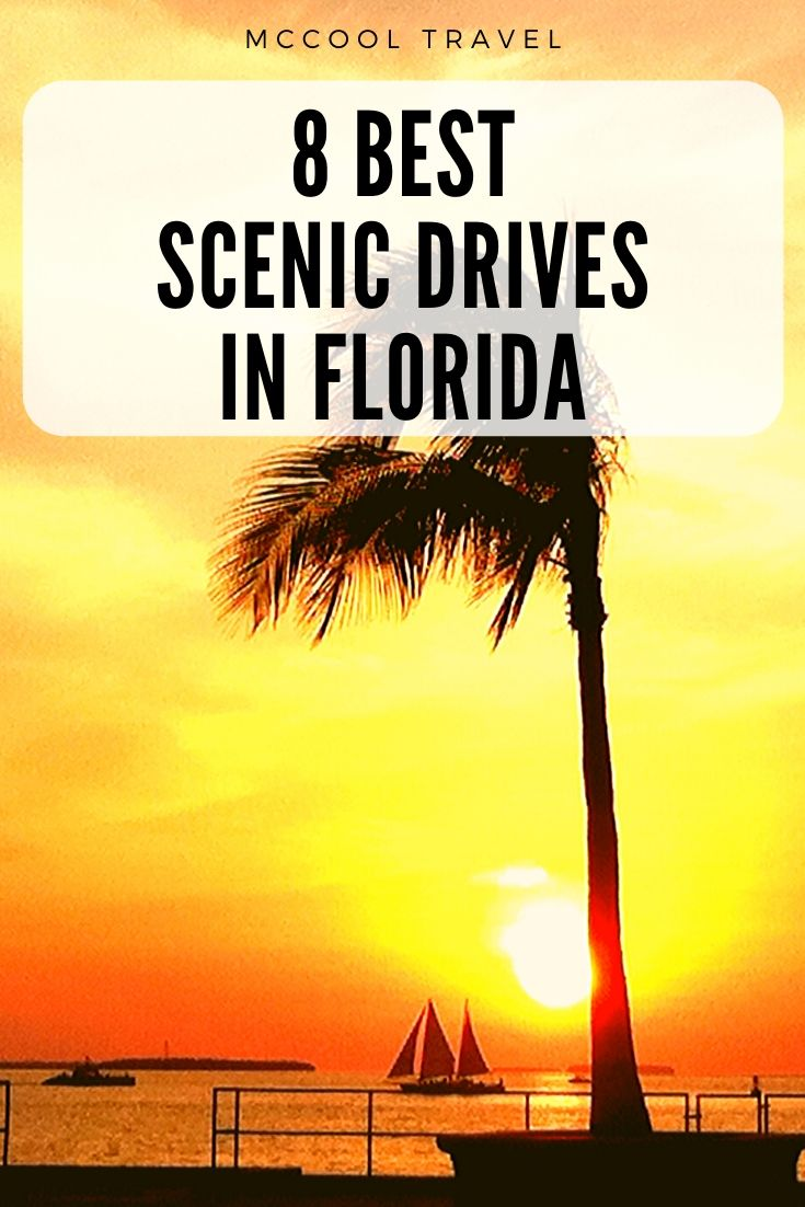 The best scenic drives in Florida deliver spectacular scenery, hidden gem destinations, and a break from busy highways for a happy Sunshine State vacation.
