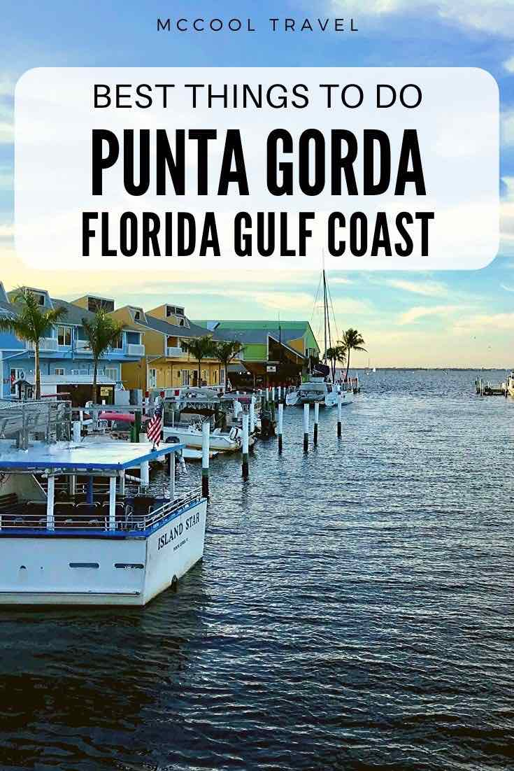 15 fun things to do in Punta Gorda Florida | trip ideas | Southwest Florida | US Gulf Coast | Florida travel