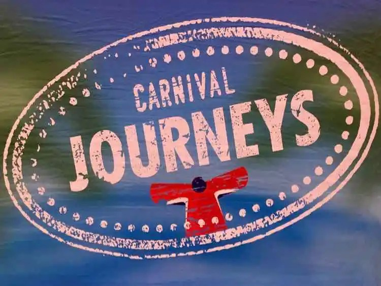 Carnival Journeys logo
