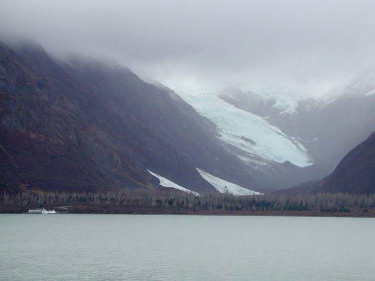 Alaska Turnagain Arm scenery