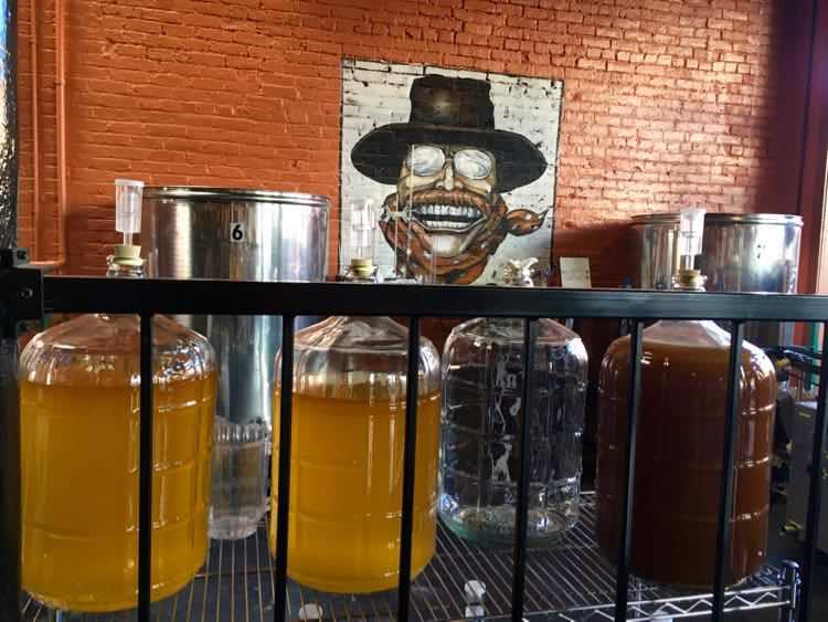 cider at Cigar City Cider & Mead
