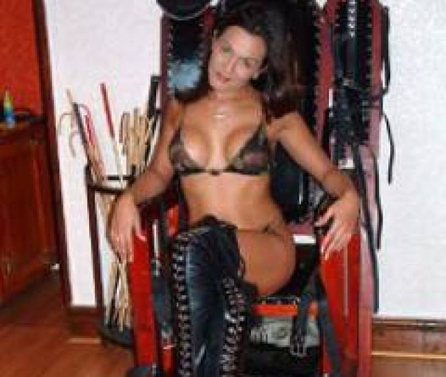 Mistress Beverley On Her Throne