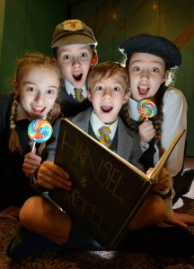 Hansel & Gretel launch at the Grand Opera House