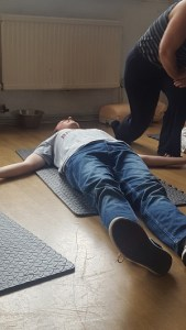 Unconscious casualty first aid course