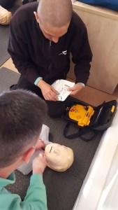 AED Practice