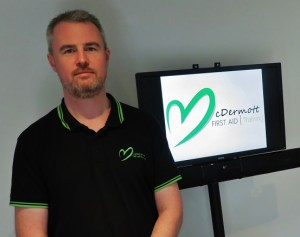 Owner of McDermott First Aid Training