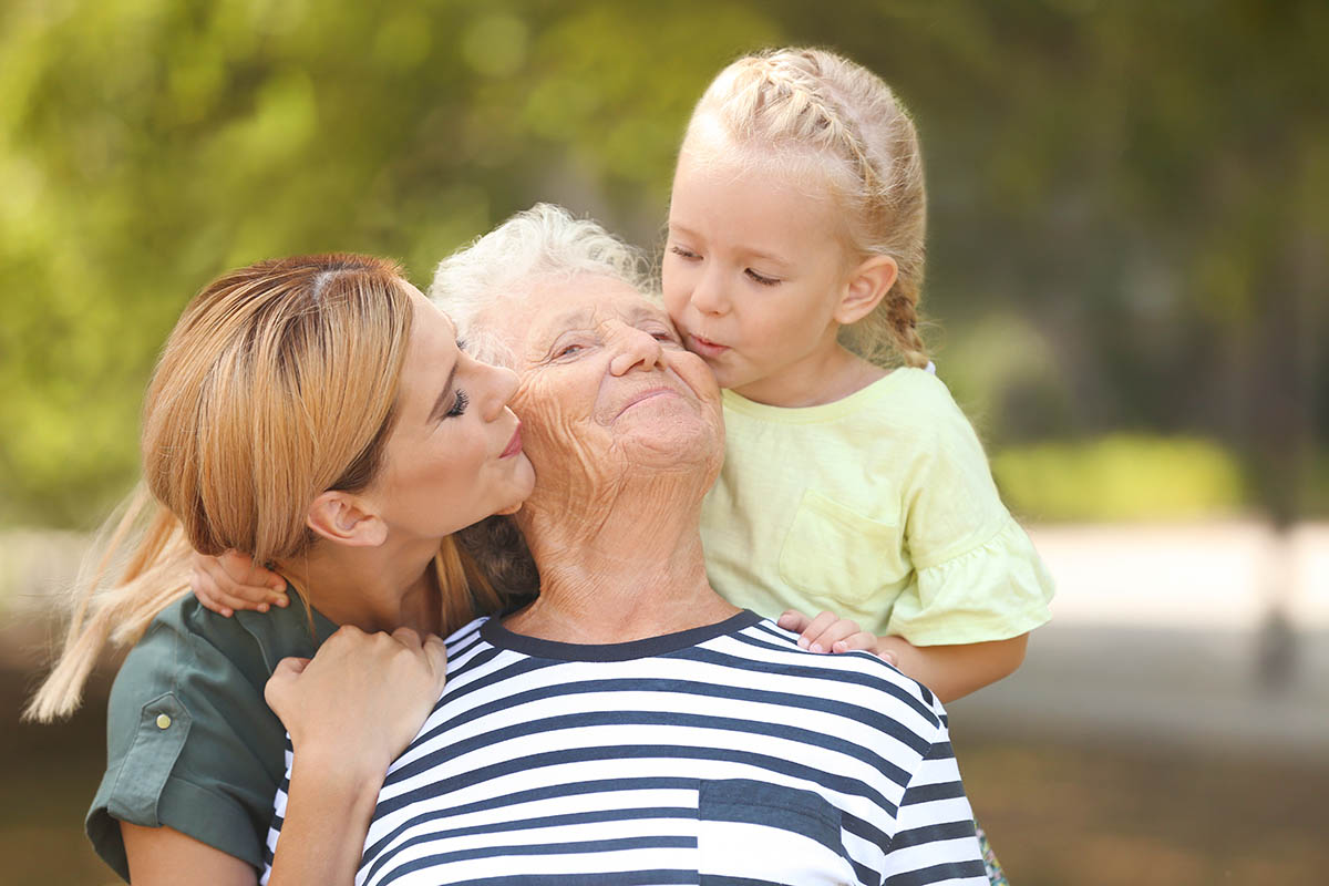 The Stress Of Caregiving For The Sandwich Generation