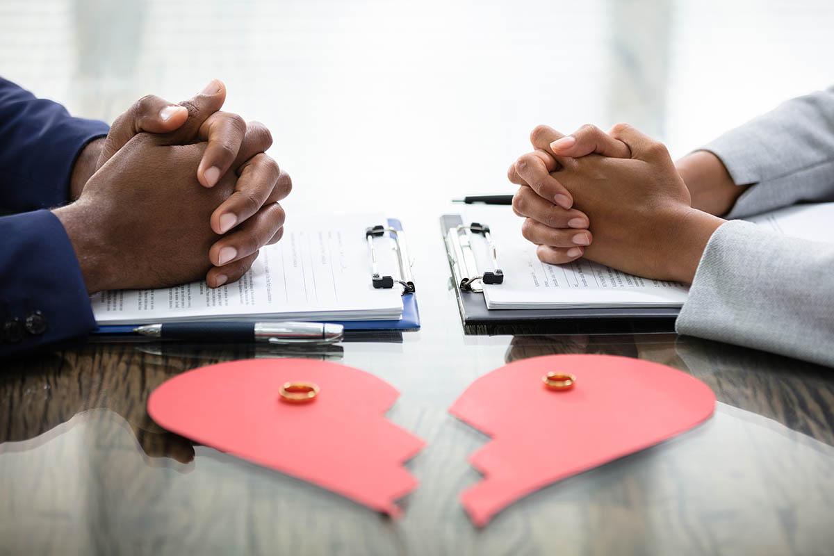 Divorce Decree Your First Step In Estate Planning