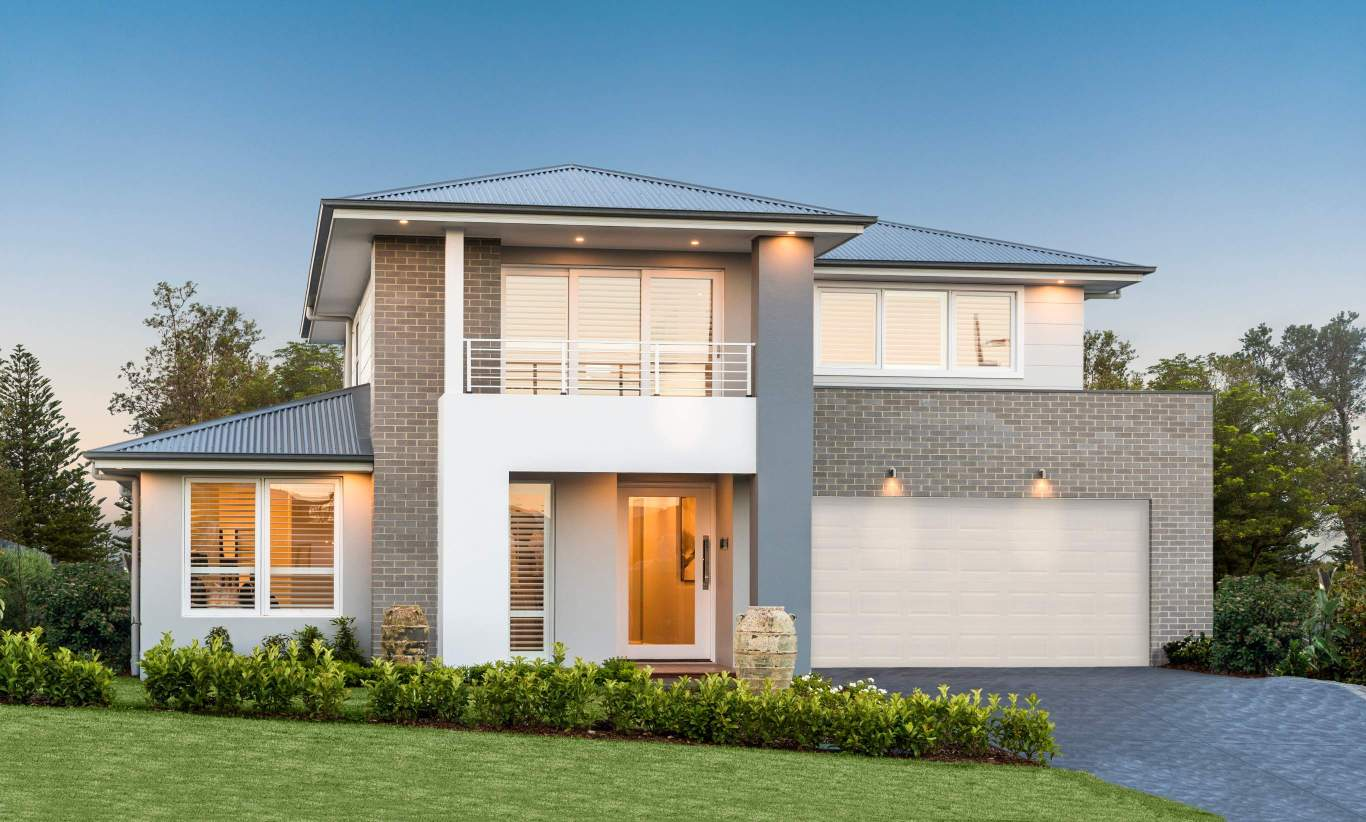 5 Tips To Choosing The Right Façade For Your New Home