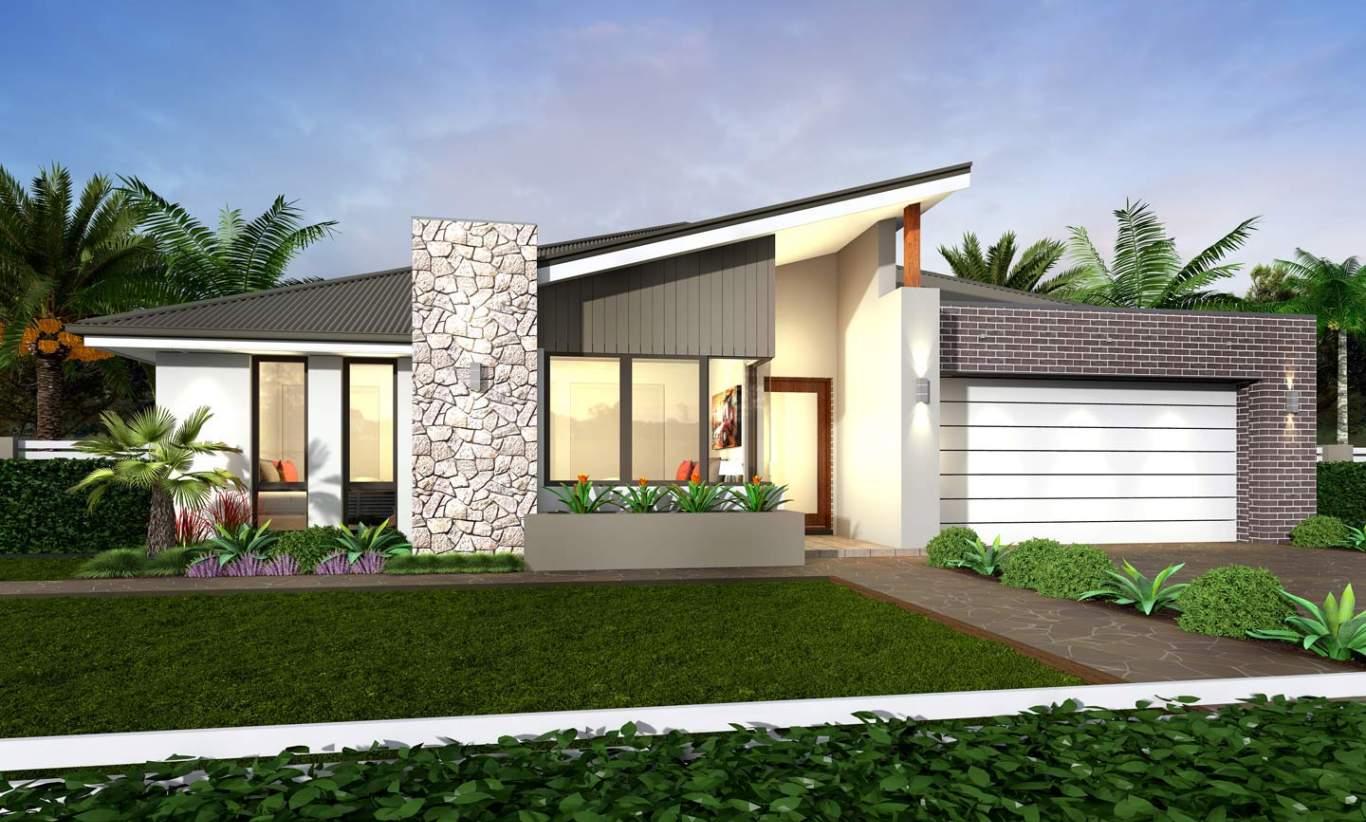 Seaside Retreat - Home Design Mcdonald Jones Homes
