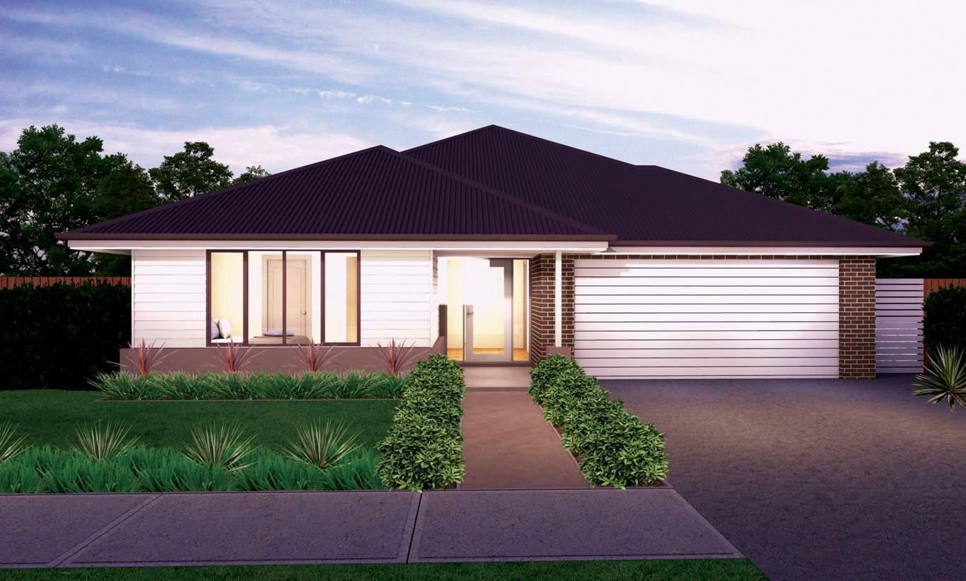 The Diplomat Luxury New Home Canberra McDonald Jones Homes
