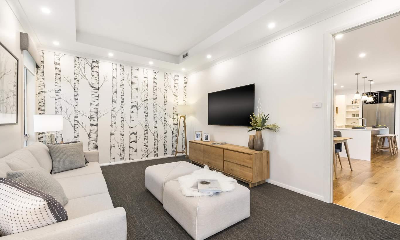 Portsea - Luxury House Design Mcdonald Jones Homes