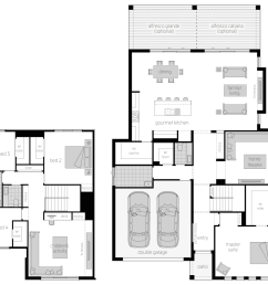 floor plan avondale 38 two storey home mcdonald jones [ 1498 x 1145 Pixel ]