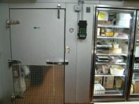 Walk-in Cooler Glass Door - McDonald Refrigeration, Inc.