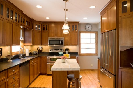 St. Louis Park, Minneapolis, Kitchen remodeling