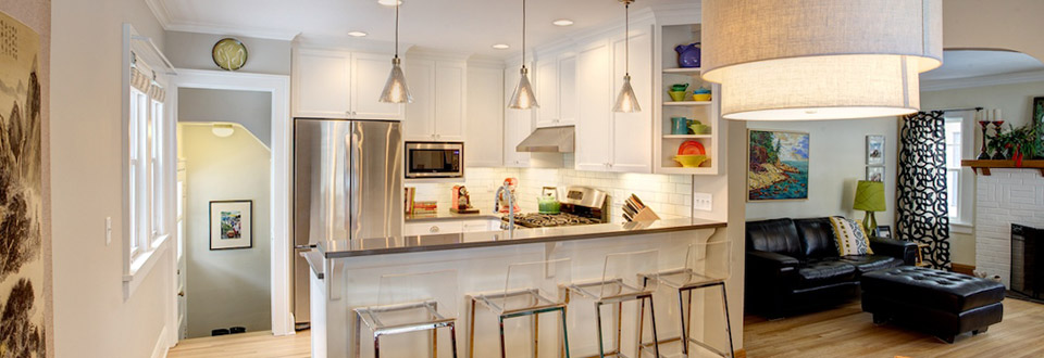 southwest kitchen grill top minneapolis remodel blend modern traditional