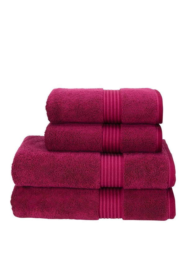 Pink Decorative Bath Towels