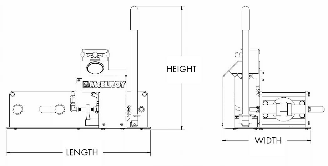 McElroy In Field® Tensile Tester