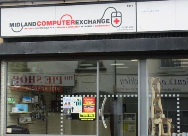 Midland Computer Exchange