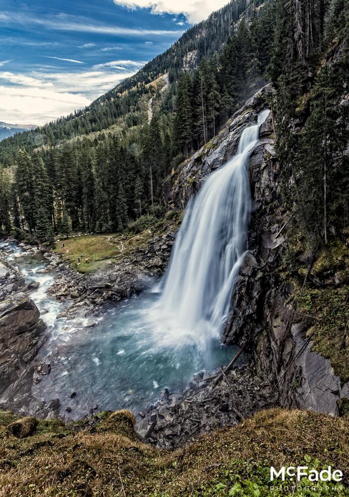 094 austria tirol krimler waterfall-Edit