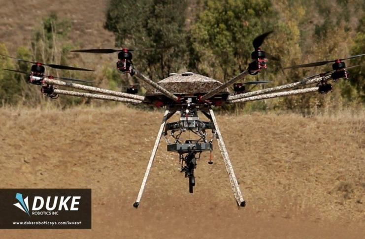 Vin Armani's drone theory