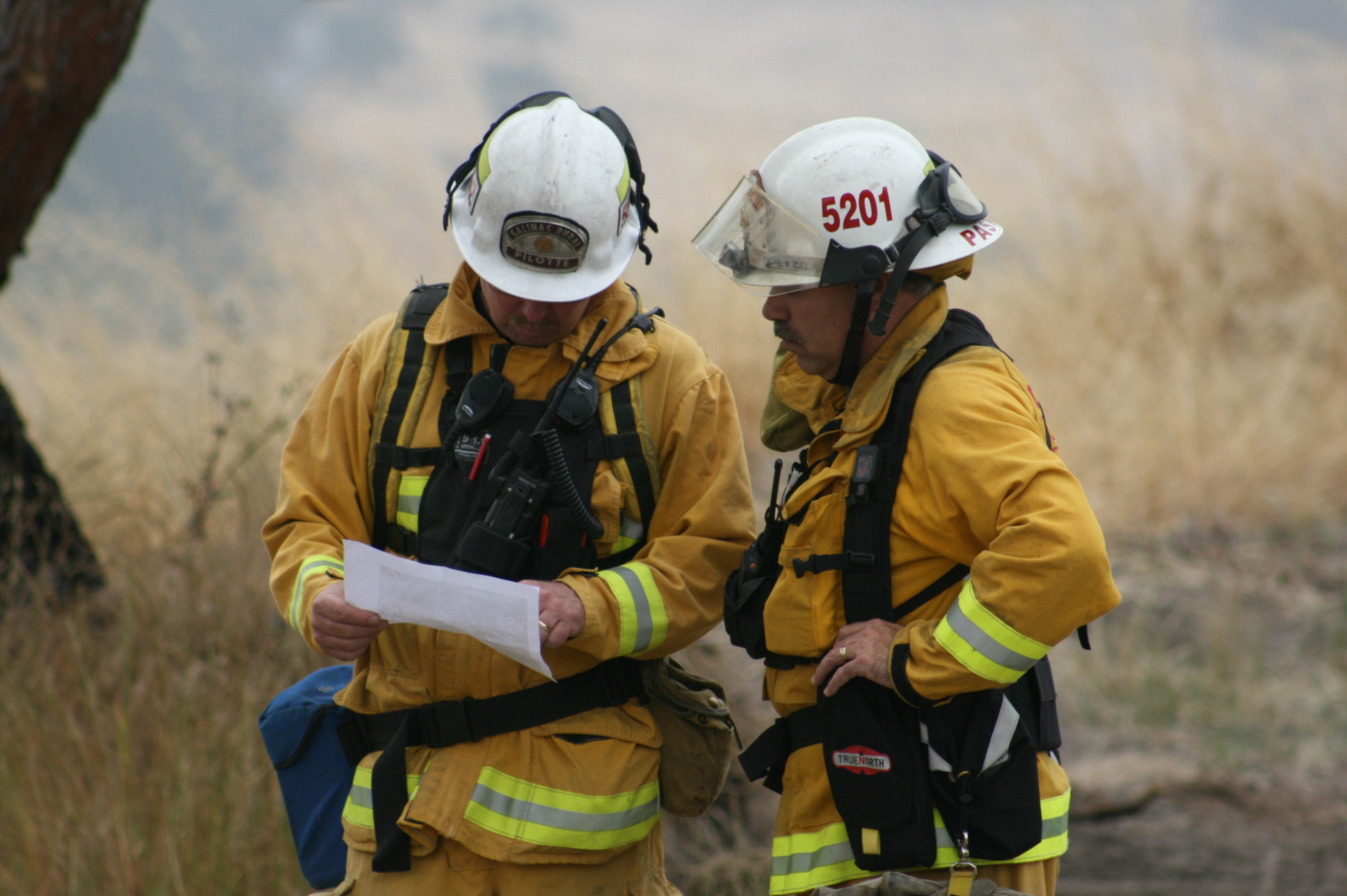 Monterey County Fire Training Officers Association Ics