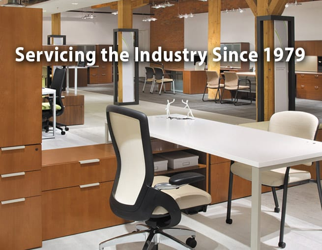 McGaritys has been Servicing the Office Industry Since 1979