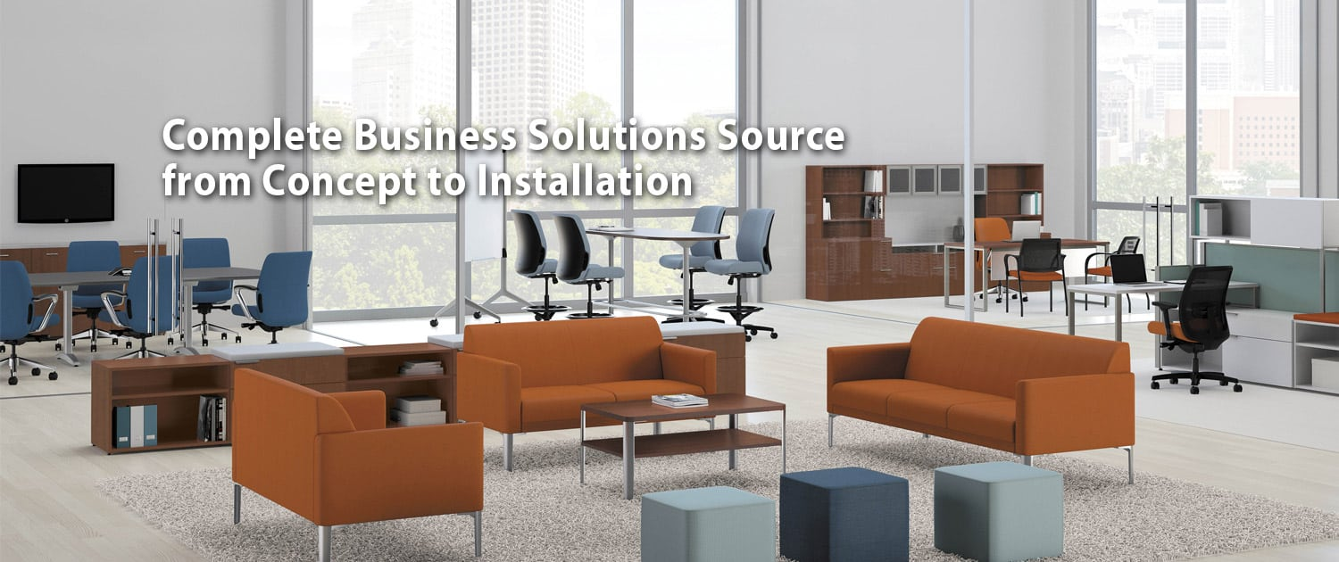 McGaritys has Complete Office Solutions