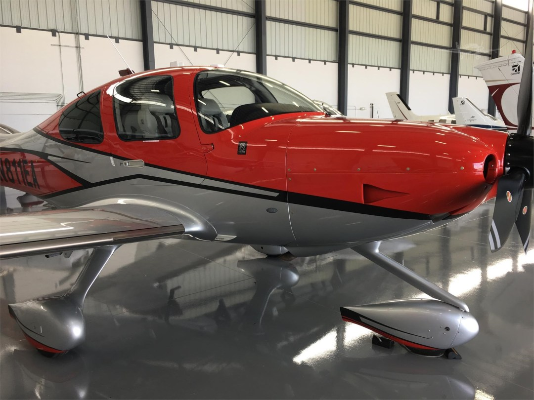 SR22-G5 Turbo 7