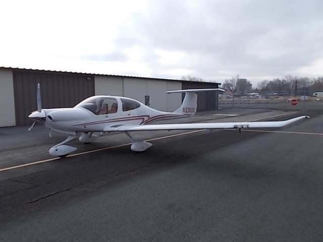 2008 DIAMOND DA40 XLS