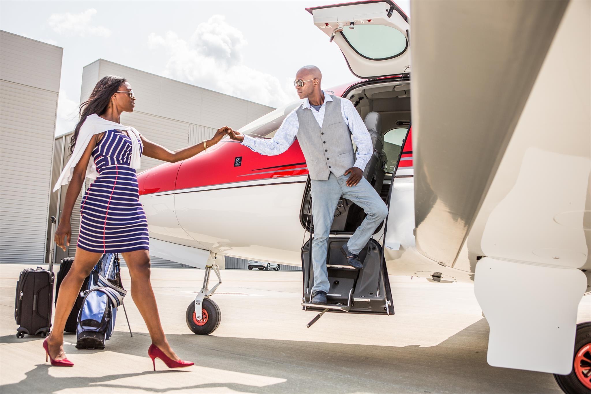 2018 Cirrus Vision Jet Sf50 Mcgee Aviation