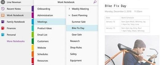 Productivity Pack for Microsoft OneNote