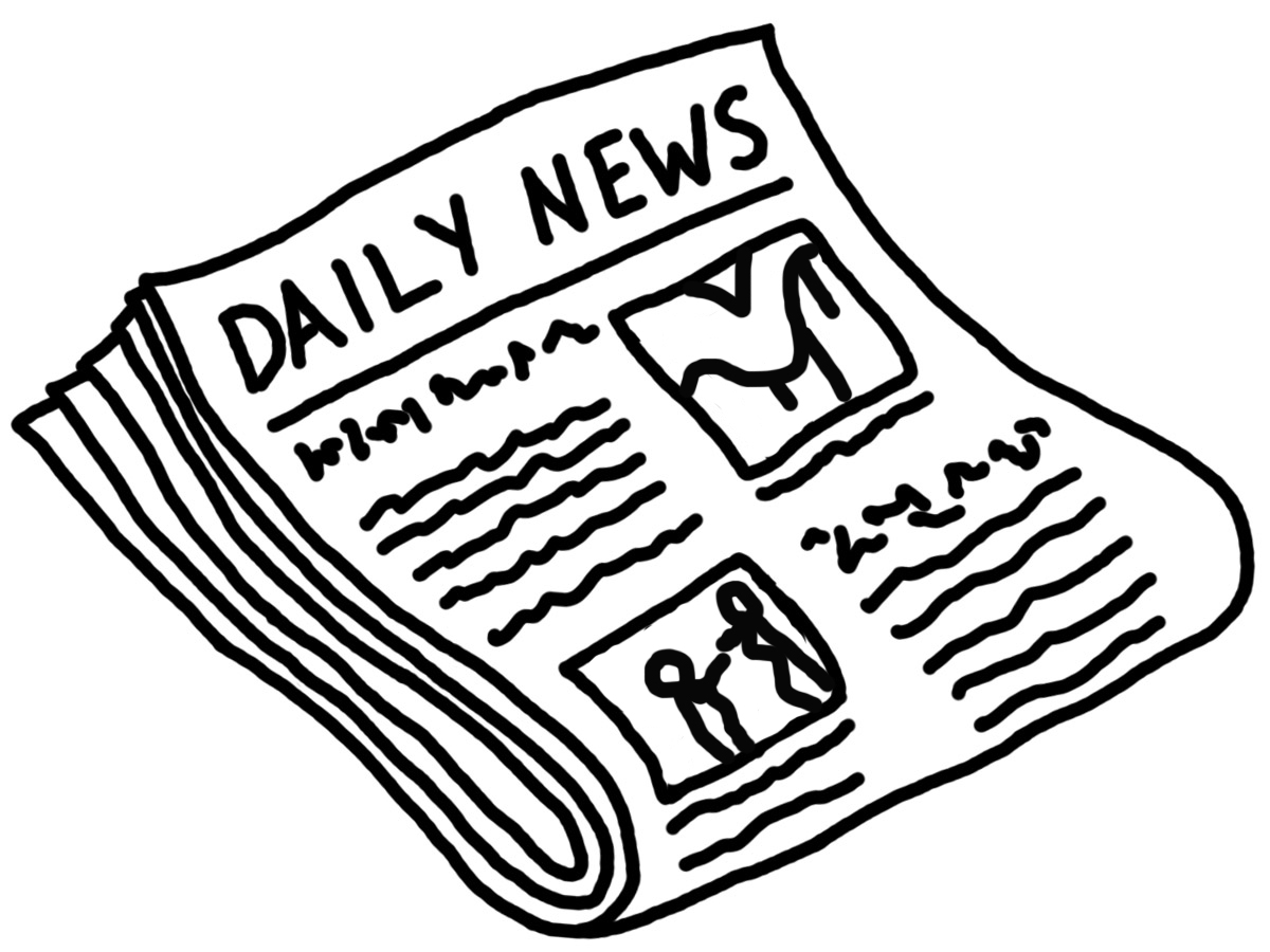 M Tv News Coloring Page Coloring Pages