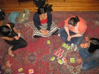 Weekly Social Activity: Board and Card Games