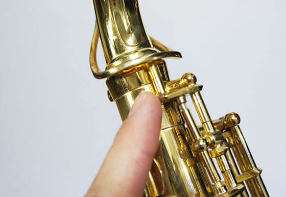 How to fix the octave key on saxophone - McGill Music Sax School
