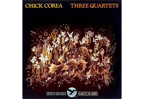 "Chick Corea: ""Three Quartets"""